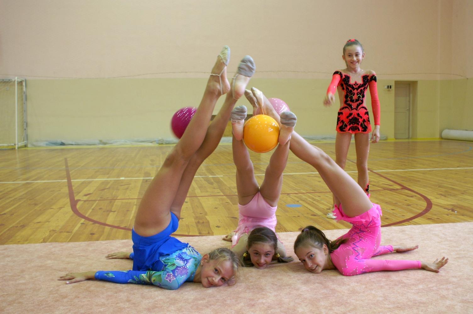 Фото художественной гимнастики 20 фотография